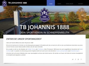 Screenshot tbj1888.de